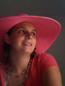 Big Pink Floppy Hat