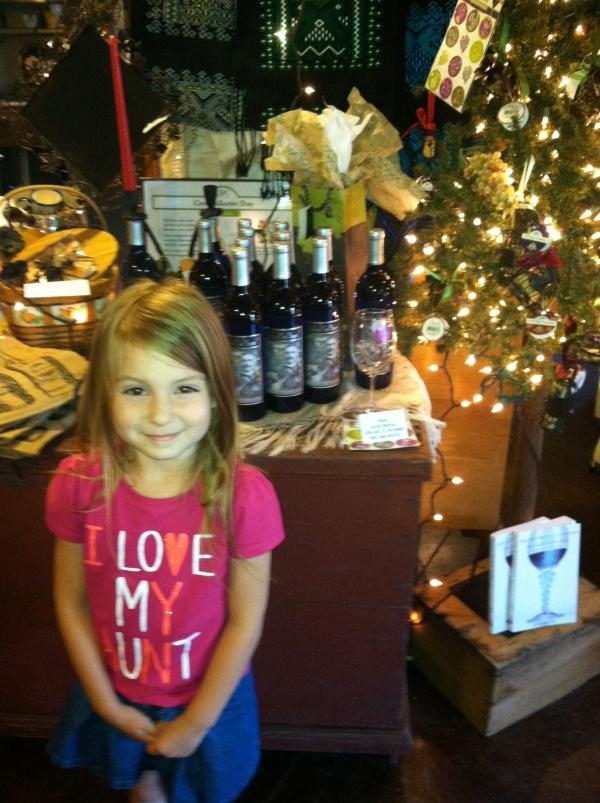 Sophia at Watermelon Creek Vineyard - Glennville, GA