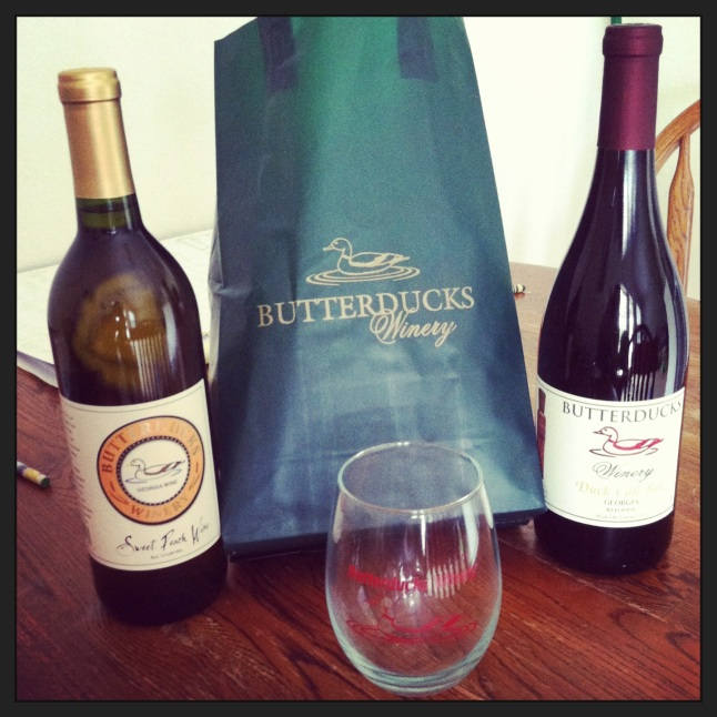 Butterducks Winery - Guyton, GA